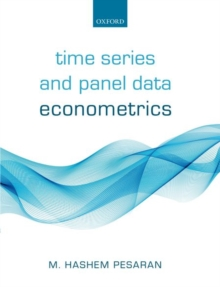 Time Series and Panel Data Econometrics, Hardback Book