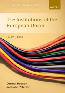 Institutions of the European Union, Paperback Book