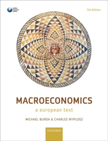 Macroeconomics : a European Text, Paperback Book