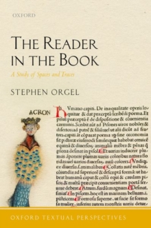 The Reader in the Book : A Study of Spaces and Traces, Paperback Book