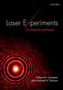 Laser Experiments for Chemistry and Physics, Paperback Book