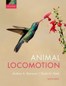 Animal Locomotion, Paperback / softback Book