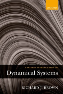 A Modern Introduction to Dynamical Systems, Hardback Book