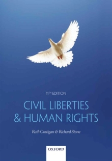 Civil Liberties & Human Rights, Paperback Book