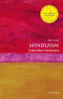 Hinduism: A Very Short Introduction, Paperback / softback Book