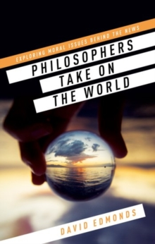 Philosophers Take On the World, Hardback Book