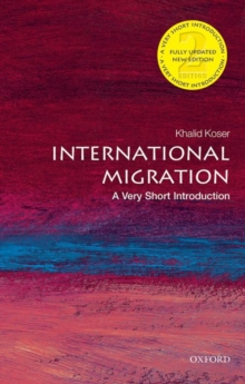 International Migration: A Very Short Introduction, Paperback / softback Book