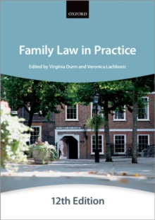 Family Law in Practice, Paperback Book