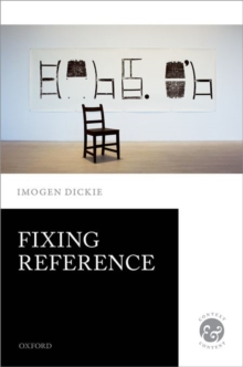 Fixing Reference, Hardback Book