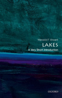 Lakes: A Very Short Introduction, Paperback / softback Book