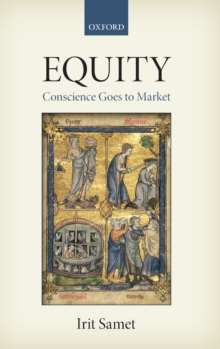 Equity : Conscience Goes to Market, Hardback Book