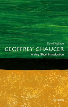 Geoffrey Chaucer: A Very Short Introduction, Paperback / softback Book