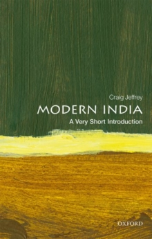 Modern India: A Very Short Introduction, Paperback Book