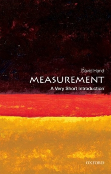 Measurement: A Very Short Introduction, Paperback / softback Book