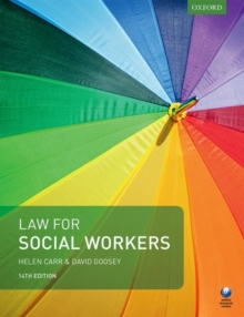 Law for Social Workers, Paperback / softback Book