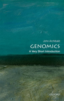 Genomics: A Very Short Introduction, Paperback / softback Book