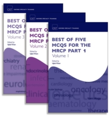 Best of Five MCQs for the MRCP Part 1 Pack, Multiple copy pack Book