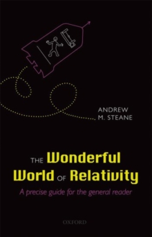 The Wonderful World of Relativity : A precise guide for the general reader, Paperback Book