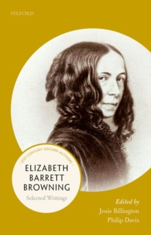 Elizabeth Barrett Browning : Selected Writings, Paperback Book