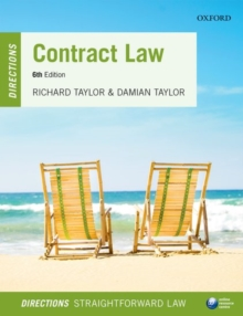 Contract Law Directions, Paperback Book