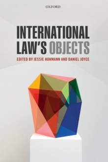 International Law's Objects, Paperback / softback Book