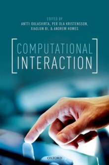 Computational Interaction, Hardback Book