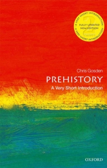 Prehistory: A Very Short Introduction, Paperback / softback Book