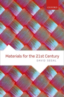 Materials for the 21st Century, Paperback / softback Book
