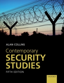Contemporary Security Studies, Paperback / softback Book