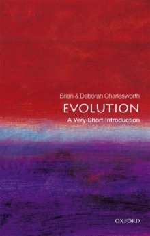 Evolution: A Very Short Introduction, Paperback / softback Book