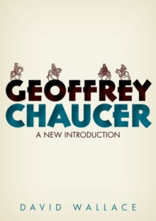 Geoffrey Chaucer : A New Introduction, Hardback Book