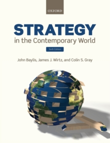 Strategy in the Contemporary World, Paperback / softback Book