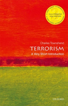 Terrorism: A Very Short Introduction, Paperback Book