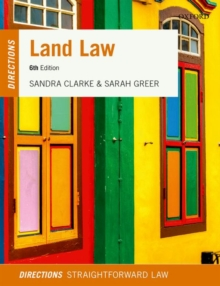 Land Law Directions, Paperback / softback Book