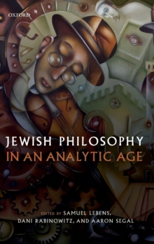 Jewish Philosophy in an Analytic Age, Hardback Book