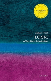 Logic: A Very Short Introduction, Paperback / softback Book
