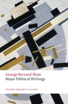 Major Political Writings, Paperback / softback Book