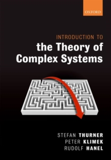 Introduction to the Theory of Complex Systems, Hardback Book