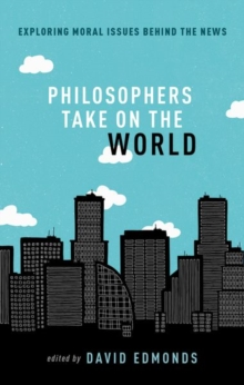 Philosophers Take On the World, Paperback / softback Book