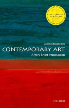Contemporary Art: A Very Short Introduction, Paperback / softback Book
