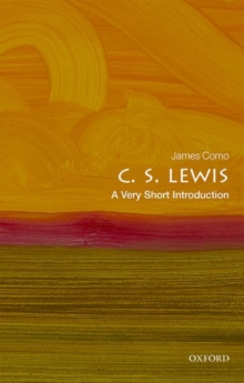 C. S. Lewis: A Very Short Introduction, Paperback / softback Book
