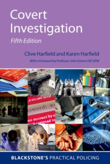Covert Investigation, Paperback / softback Book