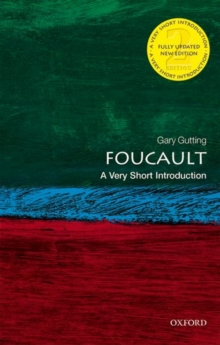 Foucault: A Very Short Introduction, Paperback / softback Book