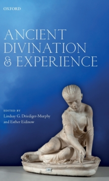 Ancient Divination and Experience, Hardback Book
