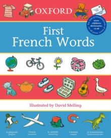 OXFORD FIRST FRENCH WORDS, Paperback Book