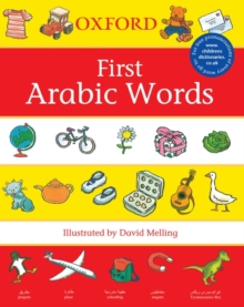 First Arabic Words, Paperback / softback Book