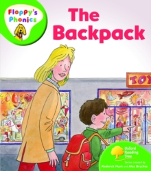 Oxford Reading Tree: Level 2: Floppy's Phonics: the Back Pack, Paperback Book