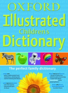 Oxford Illustrated Children's Dictionary, Part-work (fasciculo) Book