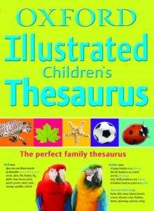 Oxford Illustrated Children's Thesaurus, Part-work (fasciculo) Book