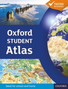 Oxford Student Atlas 2012, Paperback Book